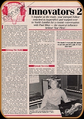 Electronic Sound Maker December 1983