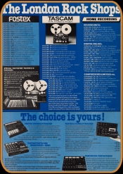 Electronic Sound Maker December 1984