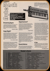 Electronic Sound Maker February 1985