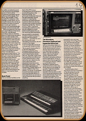 Electronic Sound Maker July 1984
