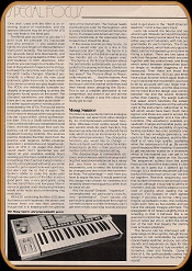 Electronic Sound Maker September 1983
