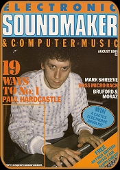 Electronic Sound Maker August 1985