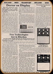 Electronic Sound Maker March 1984