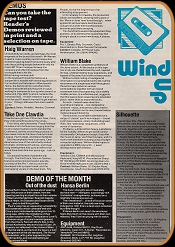 Electronic Sound Maker November 1984